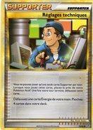 Carte Pokemon 75/95 Reglages Techniques 2010 - Pokemon