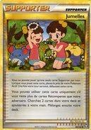 Carte Pokemon 89/102 Jumelles 2011 - Pokemon
