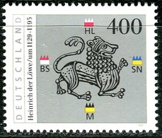 BRD - Mi 1805 - ** Postfrisch (A) - 400Pf     Heinrich Dem Löwen - BRD