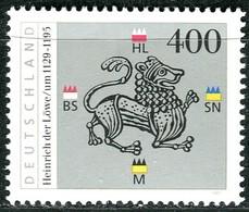 BRD - Mi 1805 - ** Postfrisch (C) - 400Pf     Heinrich Dem Löwen - BRD