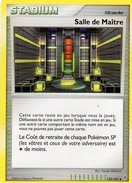Carte Pokemon 135/147 Salle De Maitre - Pokemon