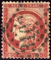 France. Sc #63. Used. - 1871-1875 Ceres