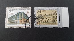 DDR Mi-Nr. 3235/36 Gestempelt - [6] République Démocratique