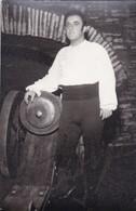 CARLO BERGONZI AUTOGRAPH OPERA SINGER ORIGINAL PHOTO SIZE 10x15cm CIRCA 1960's- BLEUP - Autographs