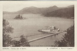 "Greece - Kepkypa - Corfou. Vue à ""Canoni""  S-4447 - Greece"