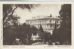Greece - Kepkypa - Corfou. Palais D`Achilleion.    S-4448 - Greece