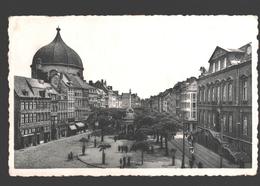 Liège - Place Du Marché (Perron Et Hôtel De Ville) - Nels Photothill - Liege