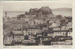 Greece - Kepkypa - Corfou. Vue Générale.   S-4451 - Greece