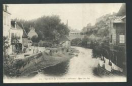Aubusson ( Creuse )   Les Bords De La Creuse , Quai Des Iles         - Xh23 - Aubusson