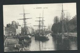 Quimper - Le Port        - Xh24 - Quimper