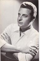 ALFREDO KRAUS AUTOGRAPH OPERA SINGER ORIGINAL PHOTO SIZE 10x15cm  CIRCA 1960's- BLEUP - Autographes