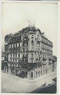 Hotel De La Poste. La Chaux-de-Fonde. Used 1930. Switzerland  S-4454 - Hotels & Restaurants