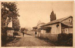 ESTAMPES Centre Du Village Et L Eglise - Autres Communes