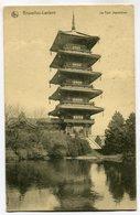 CPA - Carte Postale - Belgique - Bruxelles - La Tour Japonaise (SV5983) - Laeken