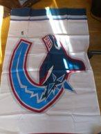 Drapeau NHL Vancouver, Polyester , Environ 150*90cms, Neuf - Hockey - NHL
