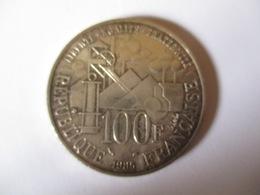 France: 100 Francs 1985 Emile Zola - France