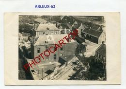 ARLEUX-Lazaret-Medecine-CARTE PHOTO Allemande-Guerre 14-18-1WK-France-62-Militaria- - France