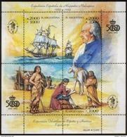 """Argentina - 1990 - """"Espamer '91"""" Exposition Philatelique Améiques - Spagne - Yvert BF 45 - Argentina"""