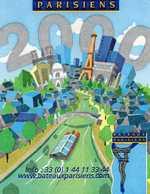 AN 2000 - 1 TICKET Bateaux Parisiens - Tickets D'entrée