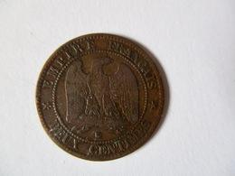 France 2 Centimes 1862 K - France