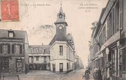 YPORT - La Grande Rue - Yport