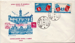 Italy FDC - Covers