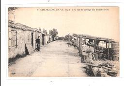 CHATELAILLON - UNE RUE DU VILLAGE DES BOUCHOLEURS - Châtelaillon-Plage