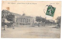 83 - HYÈRES - Grand Casino Et Bd Des Anglais - Ed. Guende N° 1357  - 1908 - Hyeres