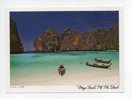 Thailande: Maya Beach, Phi Phi Islands, Krabi (18-3141) - Thaïlande