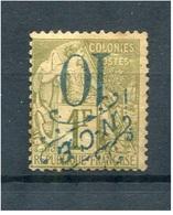 Nouvelle Calédonie  N° 40a  *  Rousseur  Cote  250 € - Nuevos