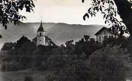 74 BASSY L'Eglise Et Le Presbytere - Otros Municipios
