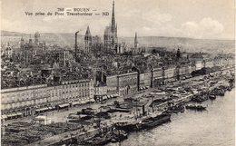 ROUEN - Vue Prise Du Pont Transbordeur - Rouen