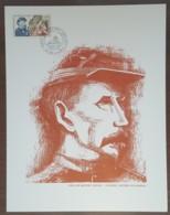 FDC 1970 - YT N°1660 - SIEGE DE BELFORT - Sur GRAVURE SAINSON - 1970-1979