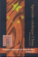 Brabantse Postzegel- En Muntenveiling - Speciale Catalogus China - Veiling 167 - 18 Februari 2011 - Nieuw Exemplaar - Catalogues For Auction Houses