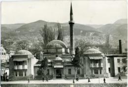 BOSNA I HERCEGOVINA  BOSNIA ERZEGOVINA  SARAJEVO  Sultan Mosque  Mosquée  Moschea - Bosnia Erzegovina