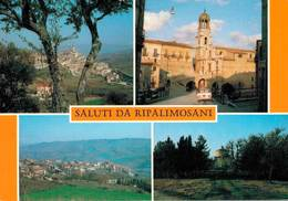 Campobasso Saluti Da Ripalimosani - Campobasso