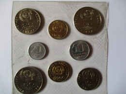 Cap Vert: Set De Monnaies 1980 - 86 - Cap Vert