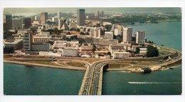 Cote D'Ivoire: Abidjan, Le Pont General De Gaulle Et Le Plateau, Photo J.C. Nourault (18-3153) - Ivory Coast