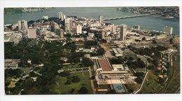 Cote D'Ivoire: Abidjan, Vue Aerienne, La Presidence De La Republique, Photo J.C. Nourault (18-3154) - Ivory Coast