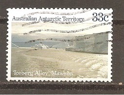 Australia - Territorio Antártico Nº Yvert  69 (usado) (o) - Territorio Antártico Australiano (AAT)