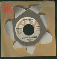 DENNIS CORRELL -ROCK' N ROLL HEAVEN -NAUGHTY MISS SHADY -DISCO VINILE 1974 - Rock