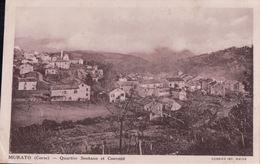 MURATO Quartier Soutano Et Couvent (1938) - Autres Communes