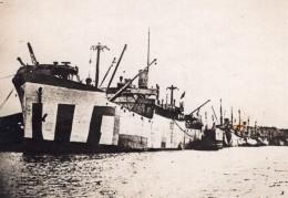 Bordeaux USS West Lianga Navire Americain Cargo WWI Ancienne Photo 1918 - War, Military