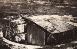 Canon Allemand A Zeebruges Zeebrugge WWI Ancienne Photo 1914-1918 - Guerra, Militari