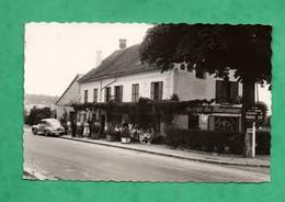 """77 Seine Et Marne Montry Hotel Restaurant """" Les Marronniers """" Carte Photo Format 9cm X 14cm - Autres Communes"""