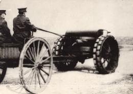 2 Hommes Transport De Materiel Militaire WWI Ancienne Photo 1914-1918 - War, Military