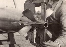 Fabrication De Torpille? WWI Ancienne Photo 1914-1918 - War, Military