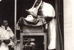 Hopital De Campagne? Chirurgien? WWI Ancienne Photo 1914-1918 - Krieg, Militär