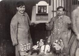 Travaux Des Mutiles Massacre De La Kultur WWI Ancienne Photo 1914-1918 - War, Military