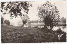 Prix Fixe - Pont Audemer - Bords De Risle - Brume Matinale - 1943 - 12-7/6 - Pont Audemer